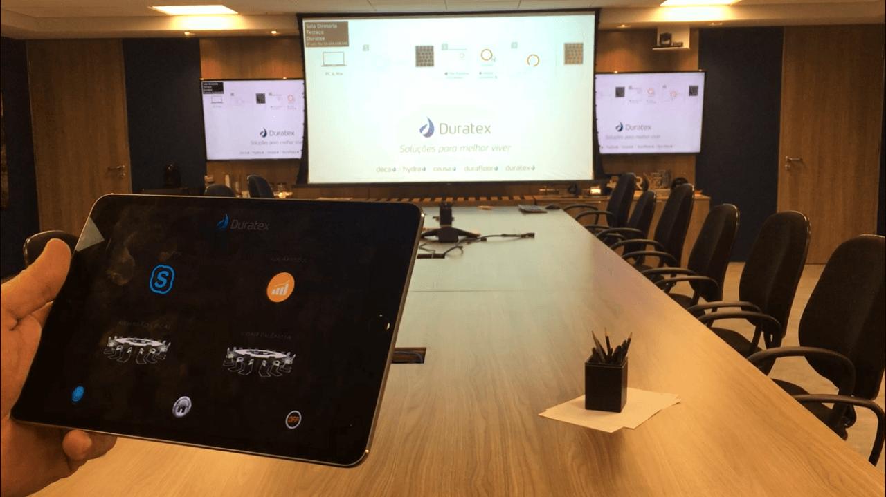 Automação Corporativa na Duratex
